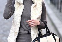 Furry vest
