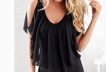 Modelos blusa