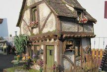Dollshouse - Buildings