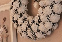 Pine cones projects