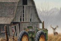 ΑΓΡΟΚΤΗΜΑ-ΦΑΡΜΑ-ΑΧΥΡΩΝΕΣ-Coyntry farm Barns