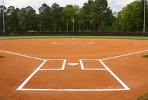 Softballl. / by Ashley Kraft