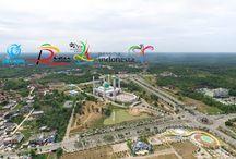 Mesjid Agung Madani Islamic Centre Rokan Hulu