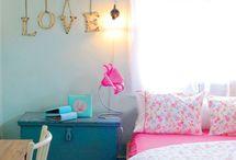 Abigail's bedroom ideas / Bedroom