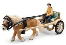 Sleigh paarden