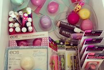 baby lips and eos