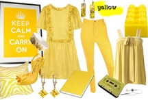 Say YES To Yellow  / by Annette Ostrovsky