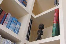 Boekenkast / Boekenkast