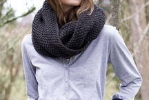 SNOOD & SCARF