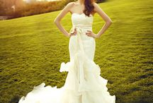 Wedding dress / Everyone are welcome to my board. There is no limit to pin photos on board. Enjoy!