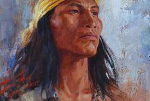 Native American art / Idiaan