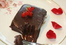 Σοκολατενιο γλυκό σε 5 λεπτά ψυγείου