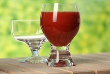 Recepty - smoothie + zdravé, chutné nápoje, voda