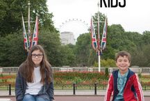LONDON with the Kids