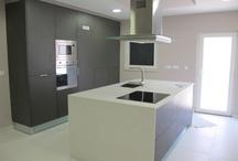 Our Kitchens/ As nossas cozinhas