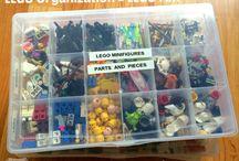 lego ideas & storage