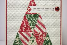 Stampin Up Christmas / Christmas Cards & Projects by SU / by Cheryl Stapp Yates