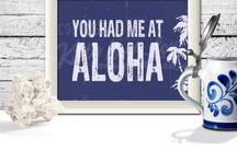 aloha annie / the happiest place on earth..mahalo