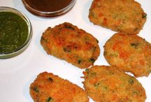 Healthy Vegetable Cutlets