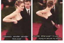 J Law / Jennifer Lawrence shizzles