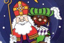Sinterklaas and Christmas / Ideas for the Dutch celebration of Sinterklaas and for Christmas