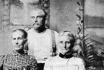 Genealogy- Mitchell