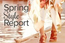 Spring Style Report / Introducing the Aerosoles Spring 2015 Style Report: Your guide to this season's freshest & most fabulous looks! / by Aerosoles