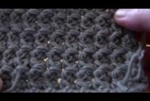 Crochet stitches for bags