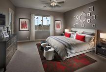 bedroom ideas / by Tara Mehlhoff Flory