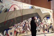 """EXPO DEL AÑO / """"SHOAH 1492-1945. El Greco y Vostell, dos """"forasteros"""" en las Españas"""" pieza invitada en 2014.  Una propuesta arriesgada, una exposición temporal en la que reflexionamos sobre el Holocausto a través de la mirada del arte, y nos preguntamos si existe posibilidad de crear, si existe cultura más allá del drama y del horror....  Más en: http://www.mecd.gob.es/cultura-mecd/areas-cultura/promociondelarte/exposiciones/prog-nuevas-miradas/shoah.html"""