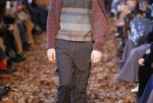 Missoni Men's Winter 2016 / A collection of the best reviews and photos on the Missoni Men's Winter 2016 Collection / by Missoni