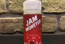 Strawberry by Jam Monster / Strawberry by Jam Monster is a Buttered Toast with Strawberry Jam.  Visit:- https://bigcloudvaporbar.ca/product/strawberry-by-jam-monster/ --- Big Cloud Vapor Bar - Your Premium Supplier of Electronic Cigarettes, E-Juices, Accessories, and More! visit us at www.bigcloudvaporbar.ca
