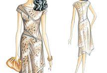 sy kjoler/nederdele