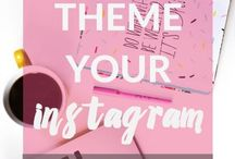Social Media Tips + Tricks / Everything Instagram, Pinterest, Facebook + Twitter. All the hottest tips and tricks to get social media working for your business or blog.