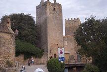 Ruta por la Girona Mediaval(Peratallada)