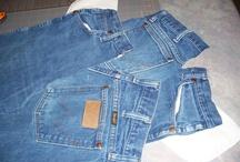 Découpe jeans