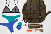 travel in mesh / our mesh collection are the best travel buddies.