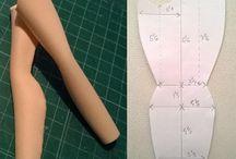 piernas con curvas