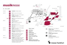 Musikmesse 2015 / We are already looking forward to welcome you again to the next Musikmesse in Frankfurt, which will be held 15 to 18 April ( 9 a.m. to 6 p.m.) 2015.  +++ New: Additional public visitor day +++  Trade visitor days: 15.4. - 18.4. 2015 (9 a.m. - 6 p.m.) Public visitor days: 17.4. - 18.4. 2015 (9 a.m. - 6 p.m.)