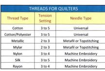 Freemotion quilting tips
