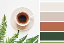Brand color palette