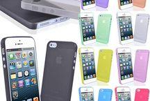IPhone 5s / Na téhle nástěnce mám kryty na Iphone 5s které si v budoucnu koupím :)