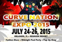 Curve Nation Expo _ Pool Parties / Curvy Girls Rock