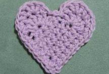 -left over yarn