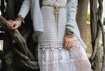 Garbed in White / by Lady Ra