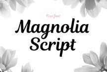Free Script Font