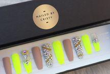 nails summer 2017