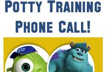 Potty training  / by Monica Salazar