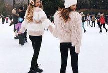 Zima ◇ / Fotografie zo zimných období  (•_•)