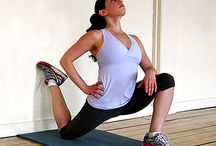 Shin splits  / by Heather Dudley